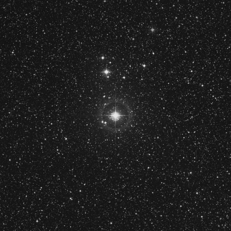 Image of 13 Sagittae star