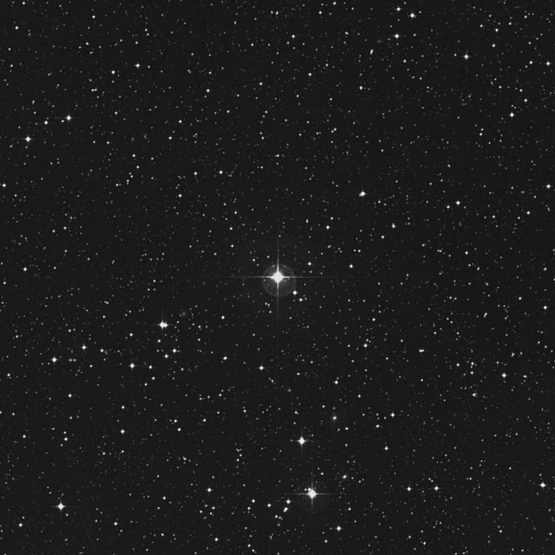 Image of 65 Sagittarii star