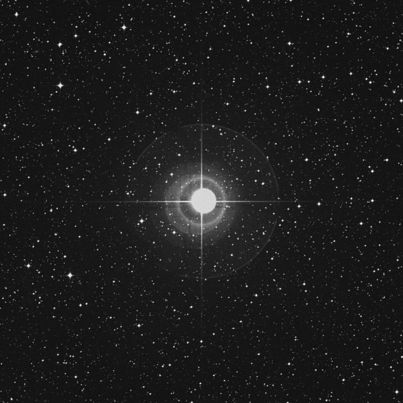 Image of θ Aquilae (theta Aquilae) star
