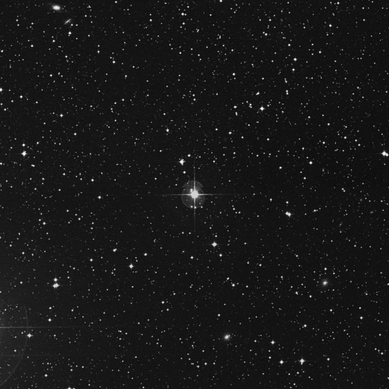 Image of 3 Capricorni star