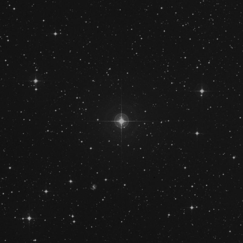 Image of HR7799 star