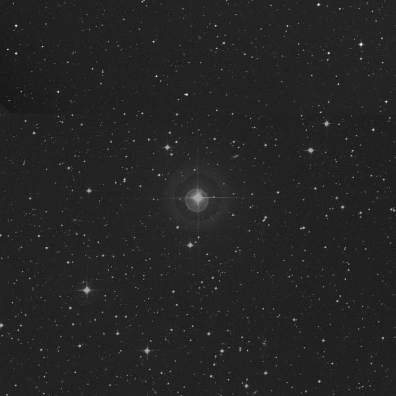 Image of HR7825 star