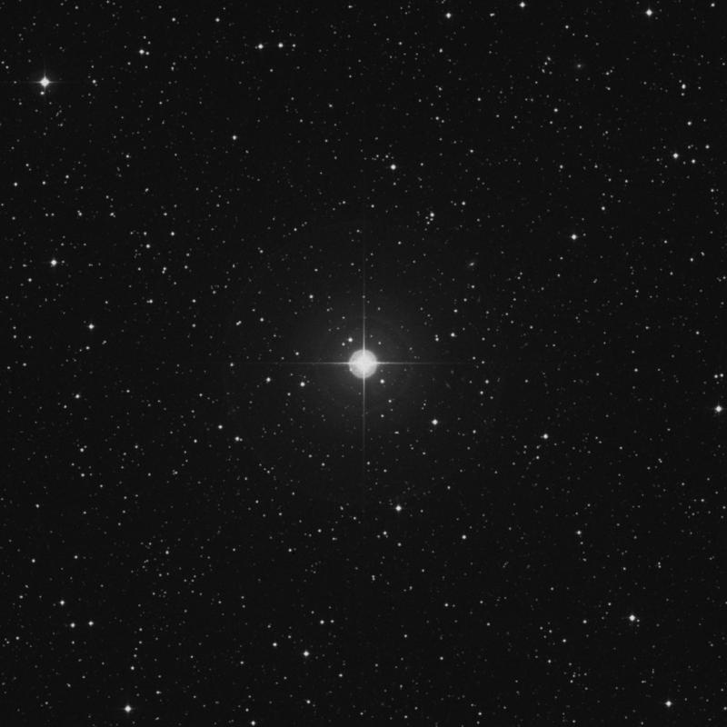 Image of 1 Aquarii star