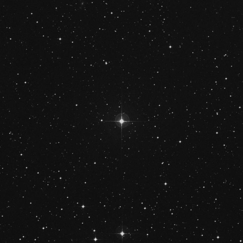 Image of 17 Capricorni star