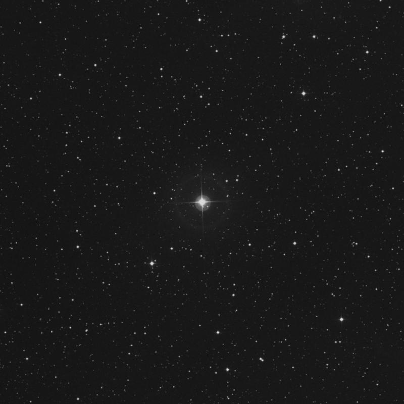 Image of 4 Cephei star