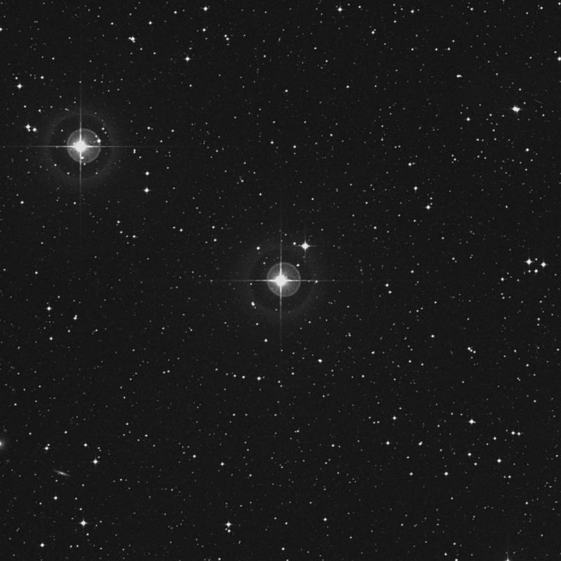 Image of 4 Aquarii star