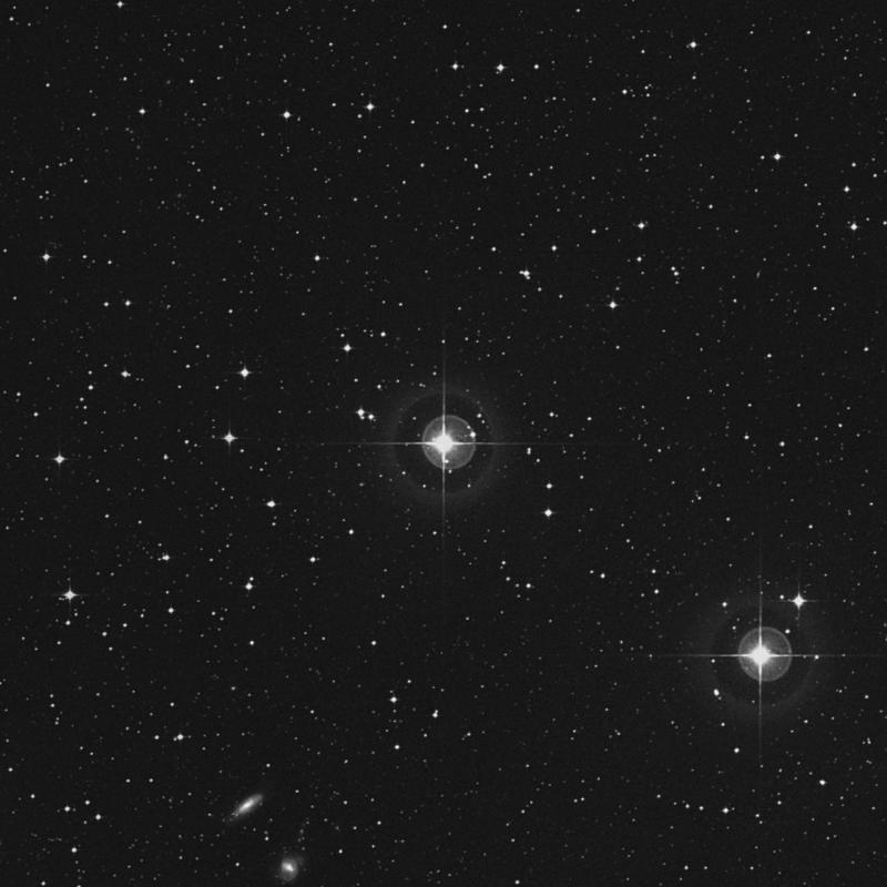 Image of 5 Aquarii star