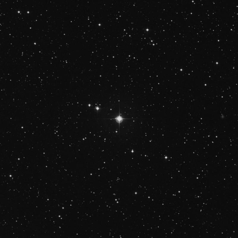 Image of HR831 star