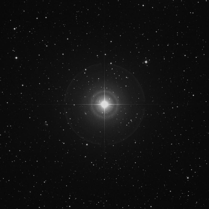 Image of 17 Persei star