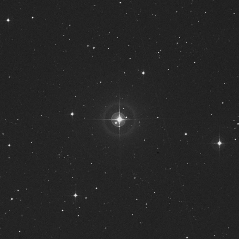 Image of γ1 Fornacis (gamma1 Fornacis) star