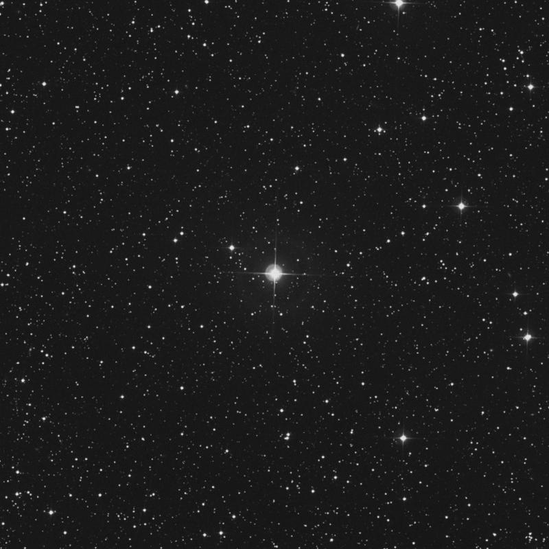 Image of HR849 star
