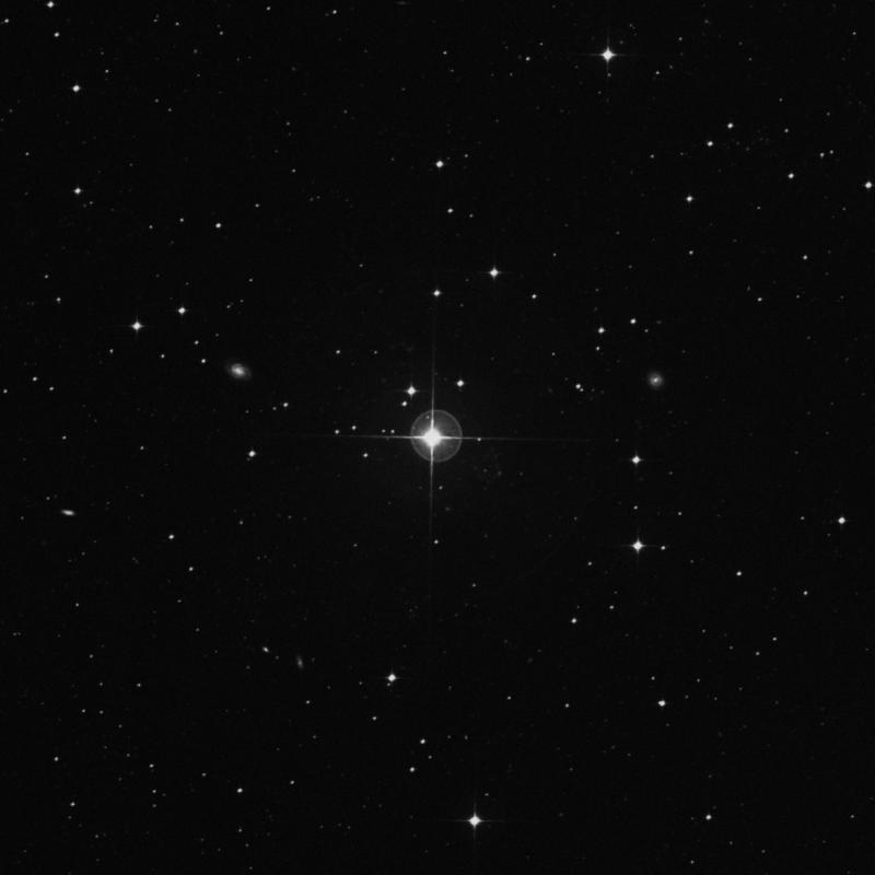 Image of HR858 star