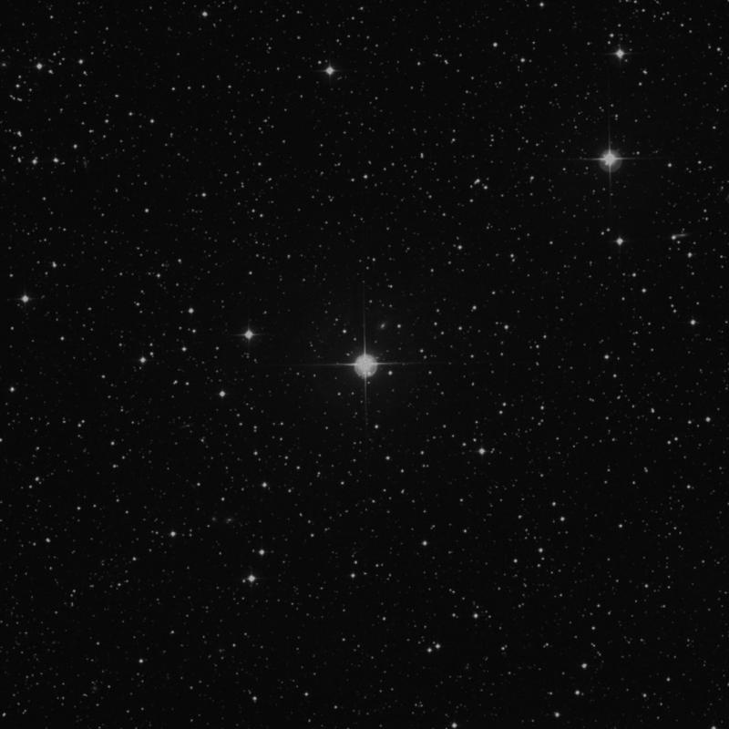 Image of HR865 star