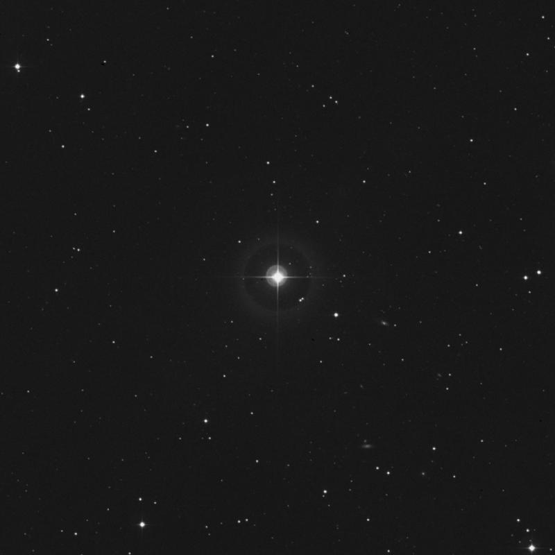 Image of HR870 star
