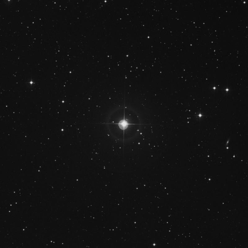 Image of 21 Persei star