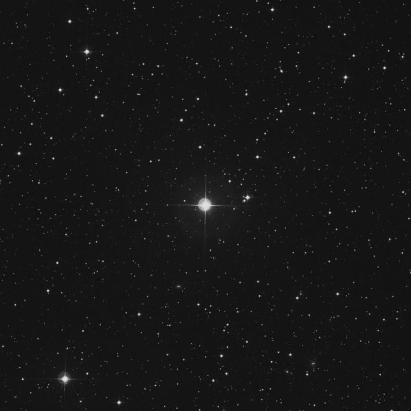 Image of HR876 star