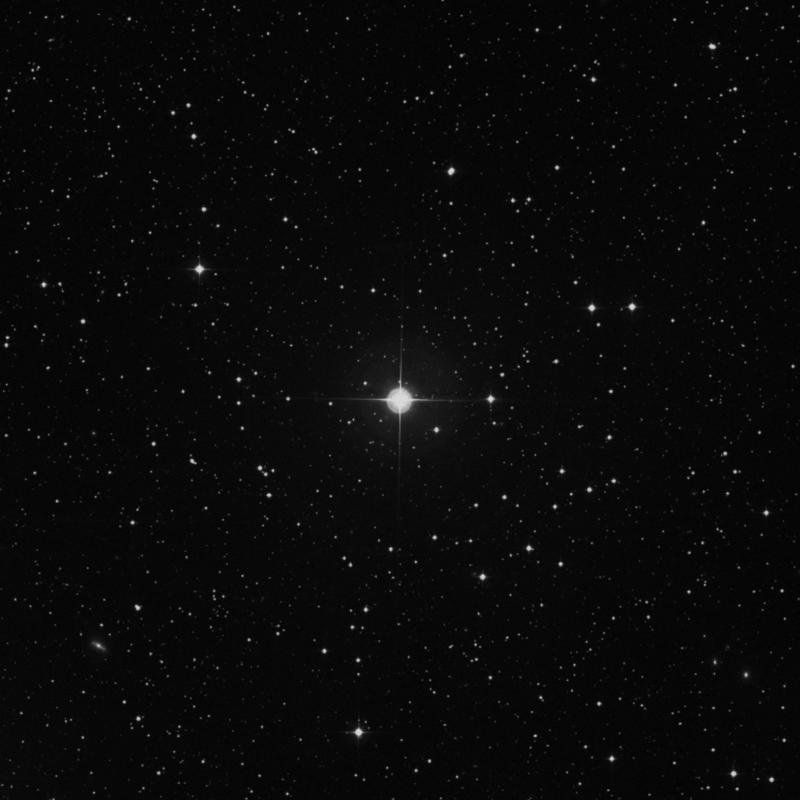 Image of HR886 star