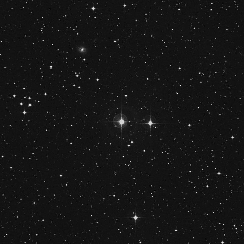 Image of HR8006 star