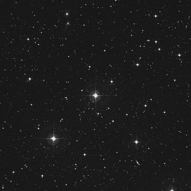 Image of HR8014 star