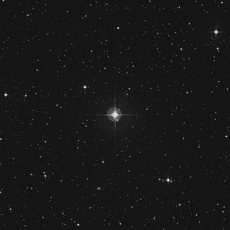 Image of HR8018 star