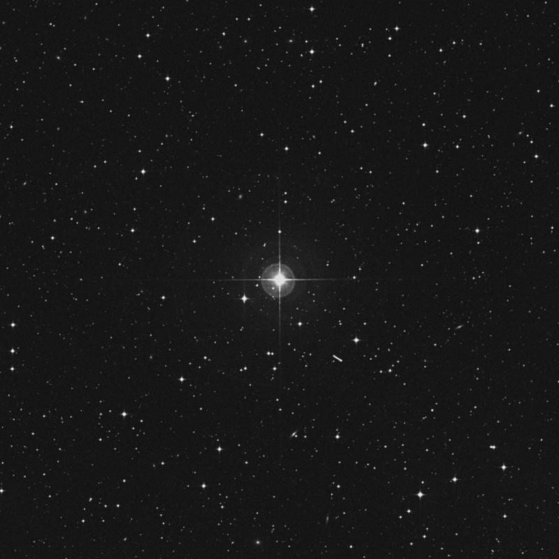 Image of HR8024 star