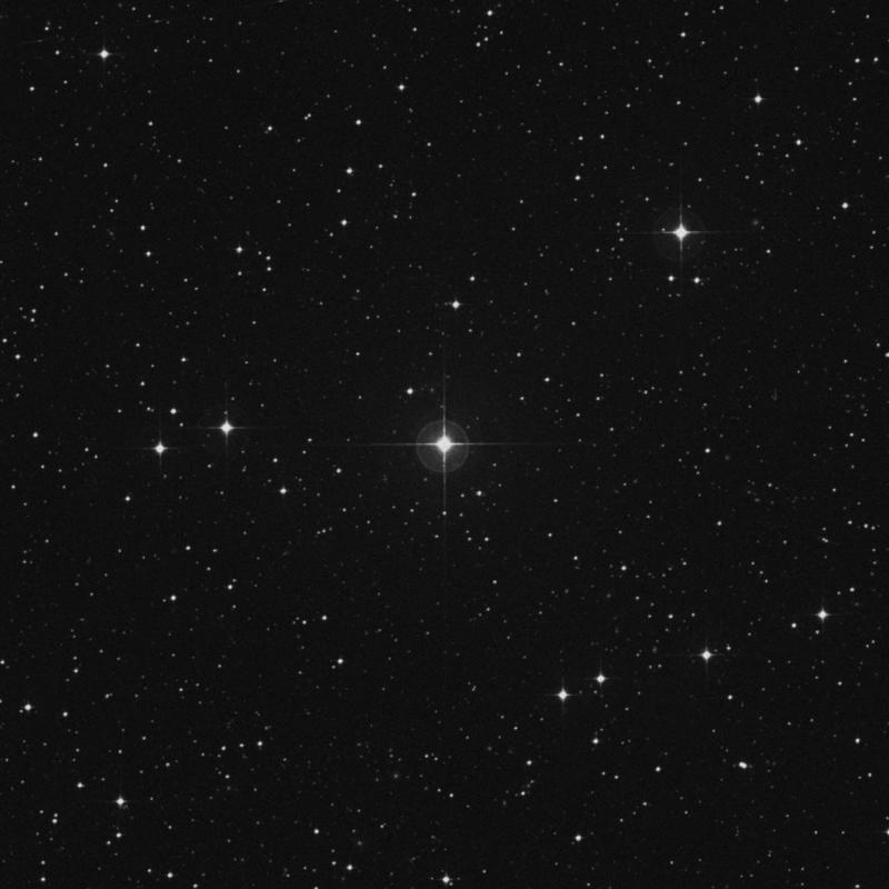 Image of 20 Capricorni star