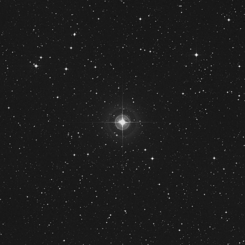 Image of 11 Aquarii star