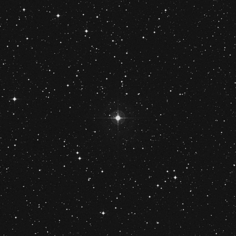 Image of HR8054 star