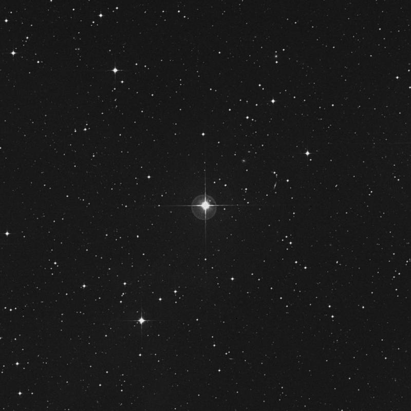 Image of HR8134 star