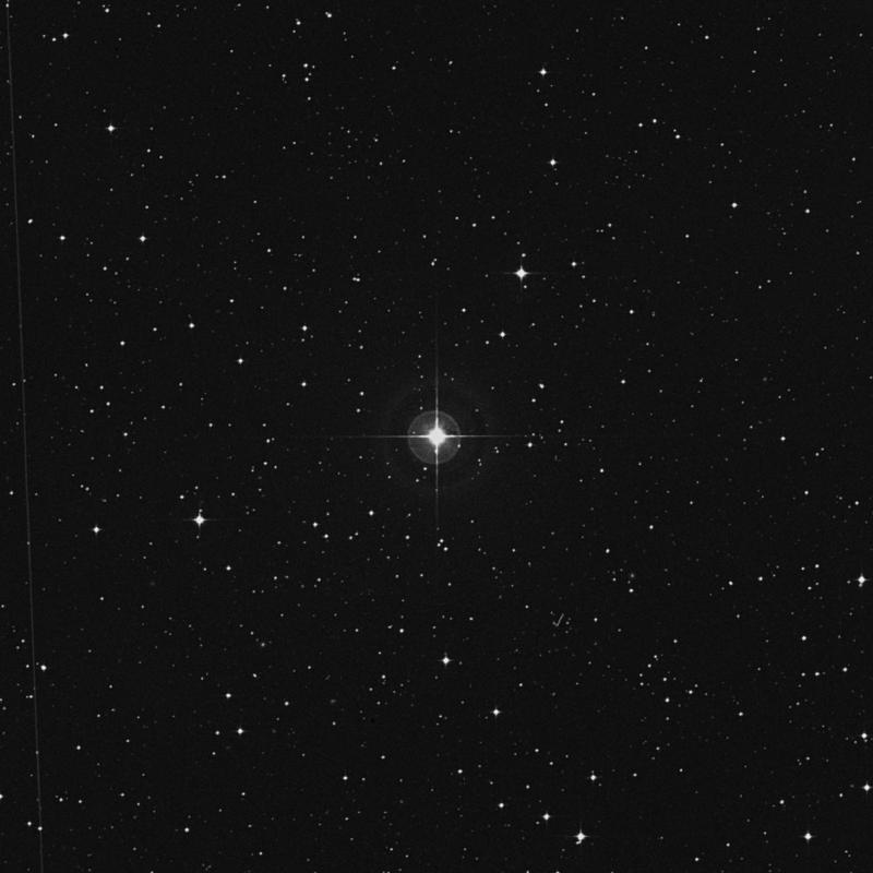 Image of 15 Aquarii star