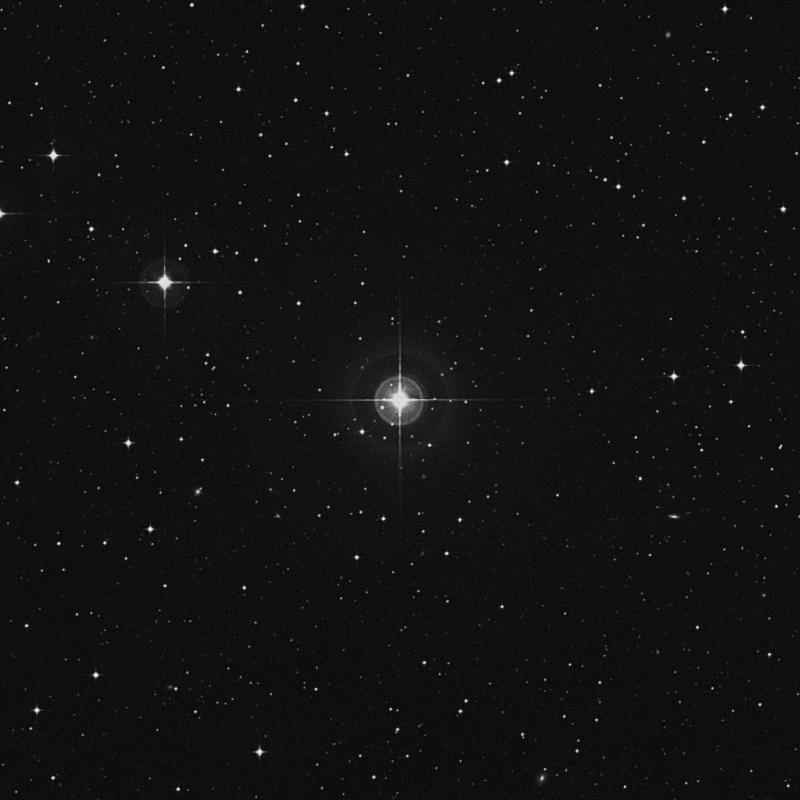 Image of 16 Aquarii star