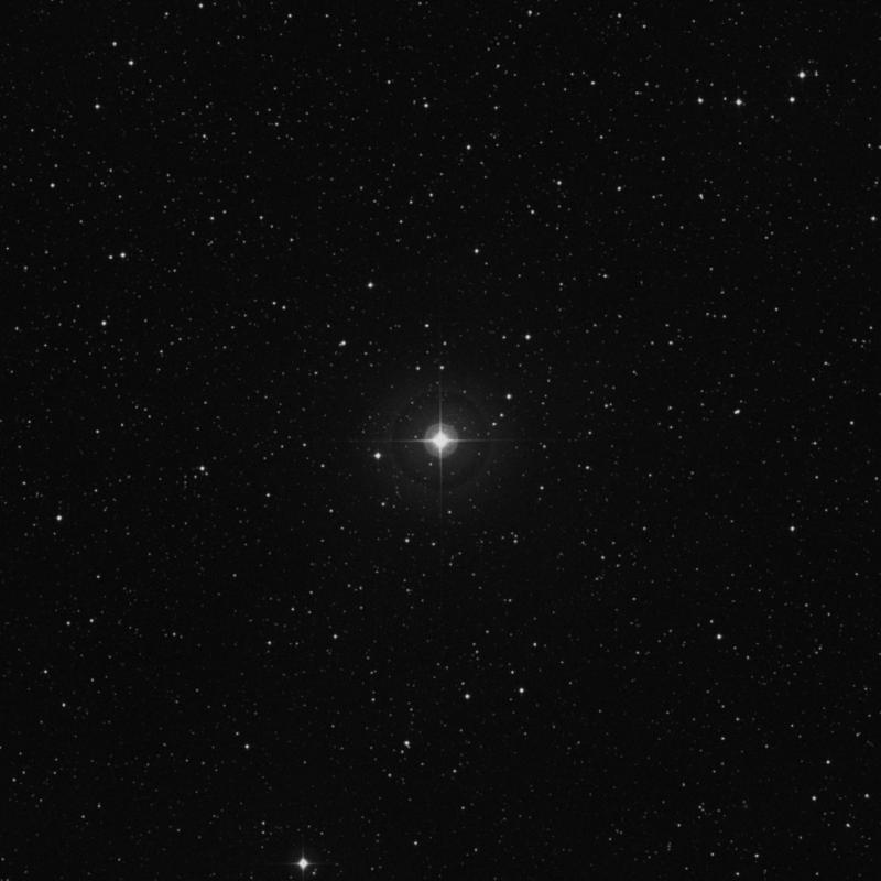 Image of 6 Cephei star