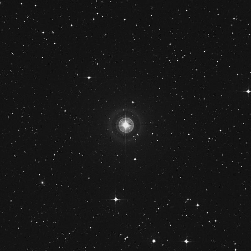 Image of 19 Aquarii star