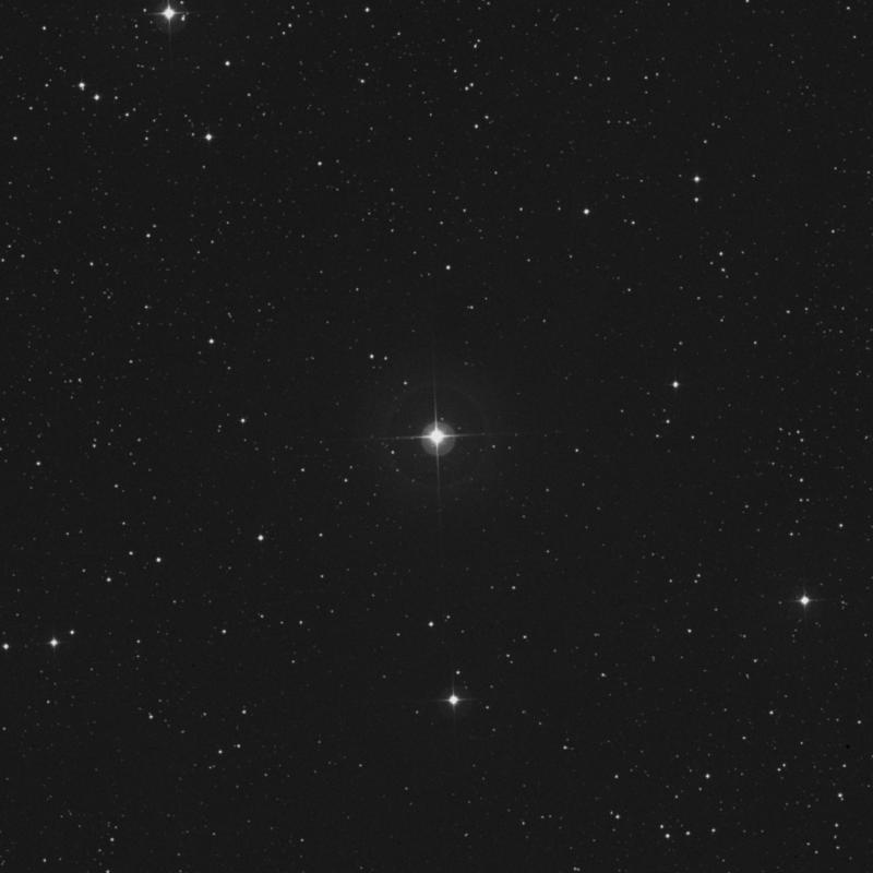 Image of 7 Cephei star