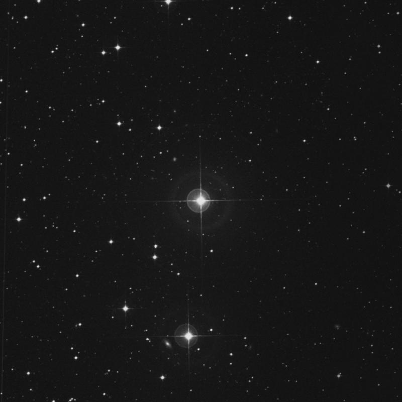 Image of 37 Capricorni star