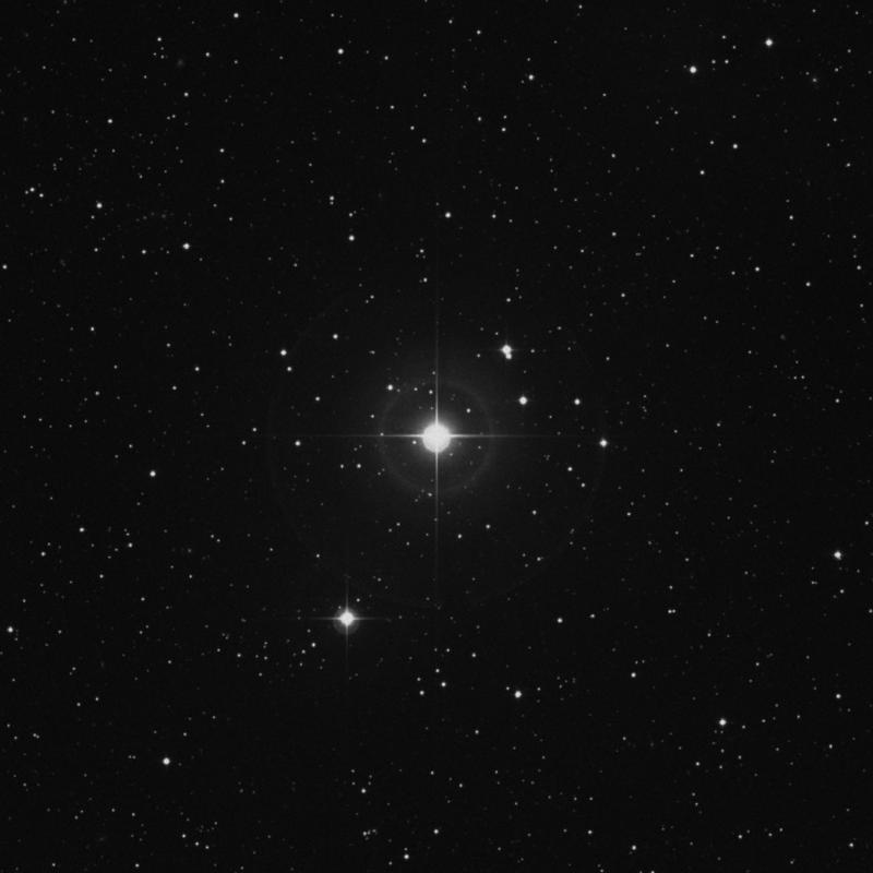 Image of 25 Aquarii star