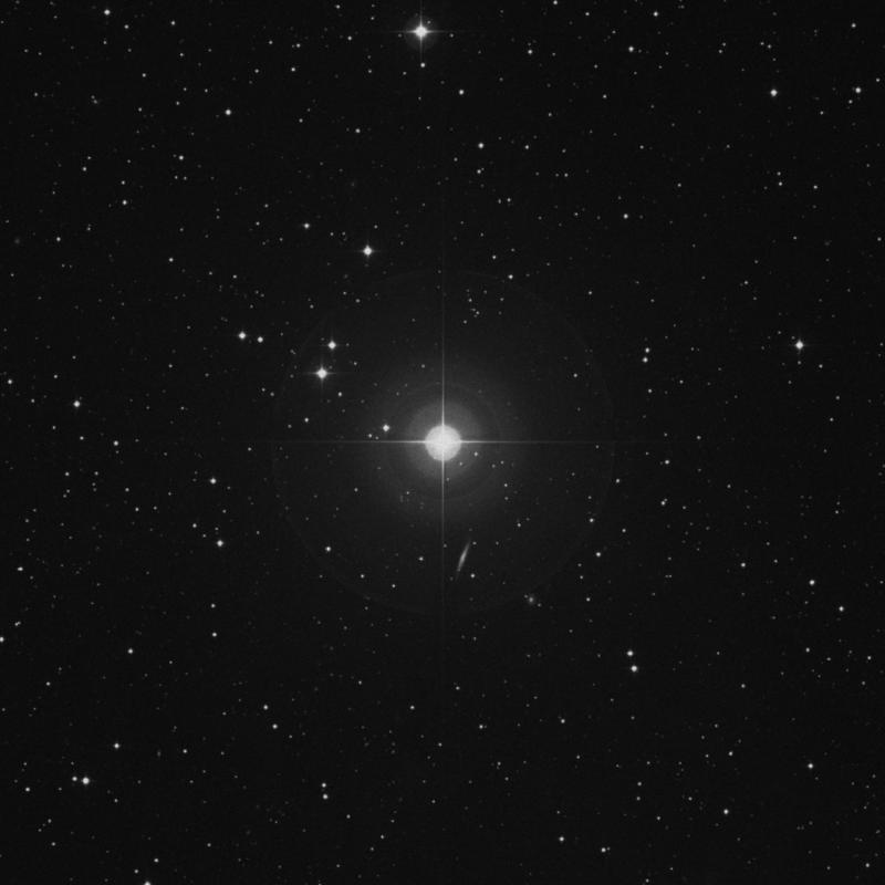 Image of 7 Pegasi star