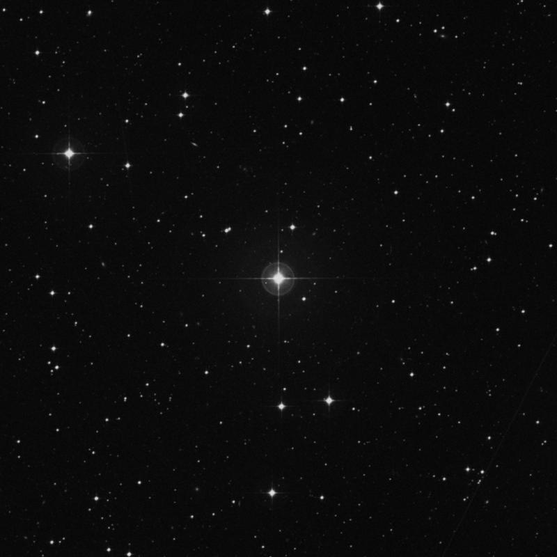Image of HR8293 star
