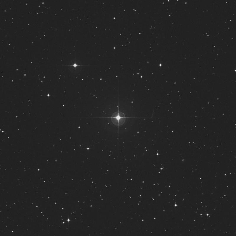 Image of HR8299 star