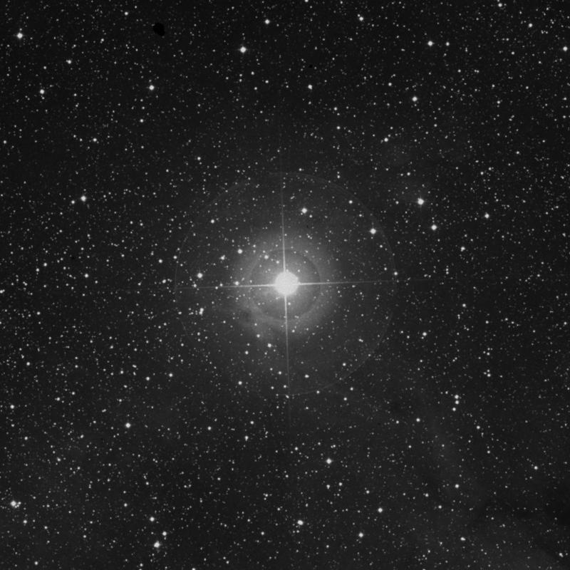 Image of μ Cephei (mu Cephei) star