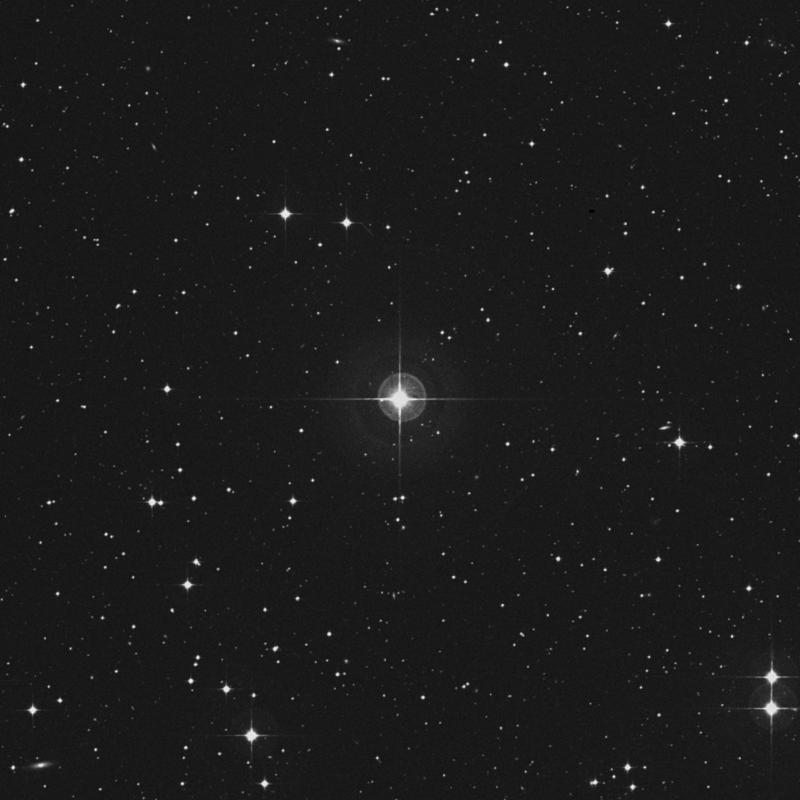 Image of HR8332 star