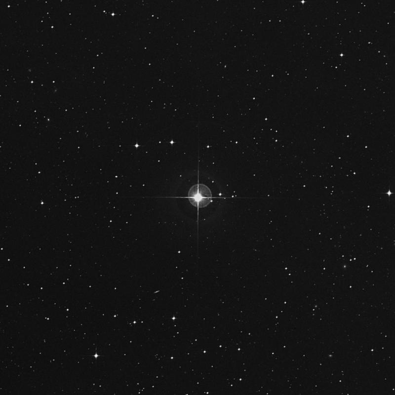 Image of HR8340 star
