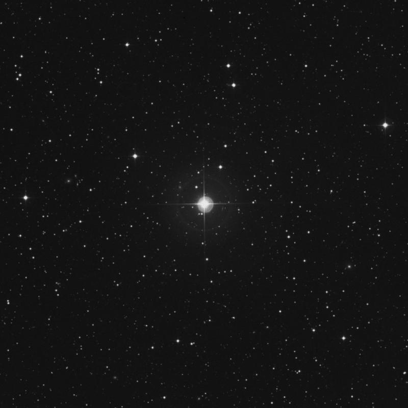 Image of HR8350 star