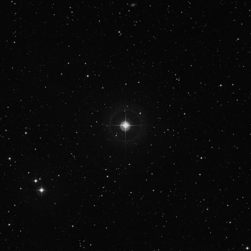 Image of 17 Pegasi star