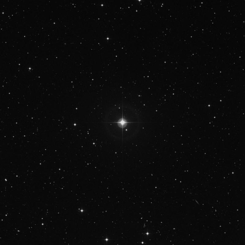 Image of 18 Pegasi star