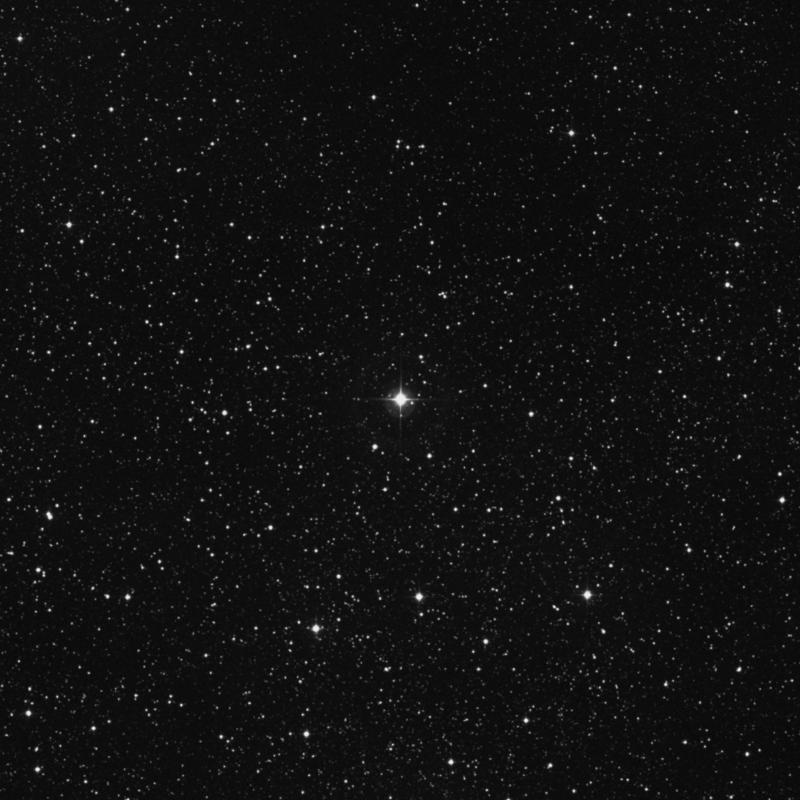 Image of HR8389 star
