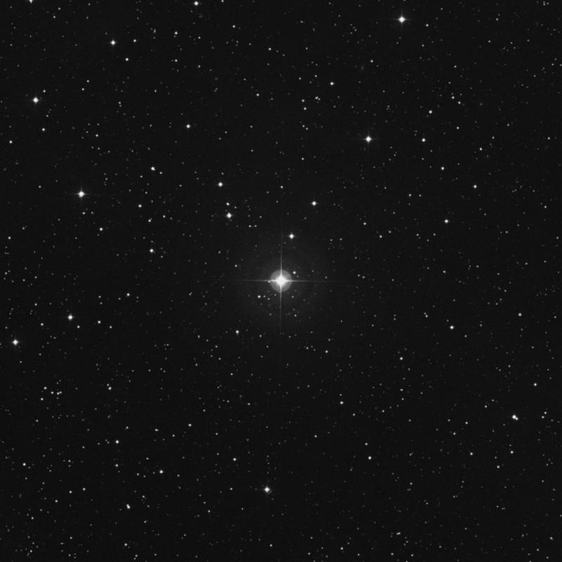Image of HR8395 star