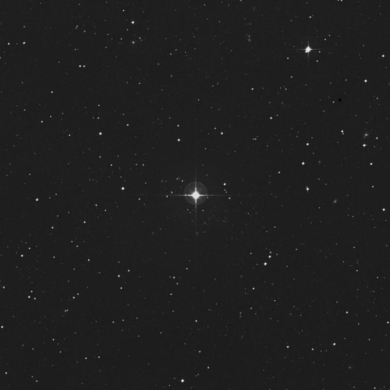 Image of 29 Aquarii star
