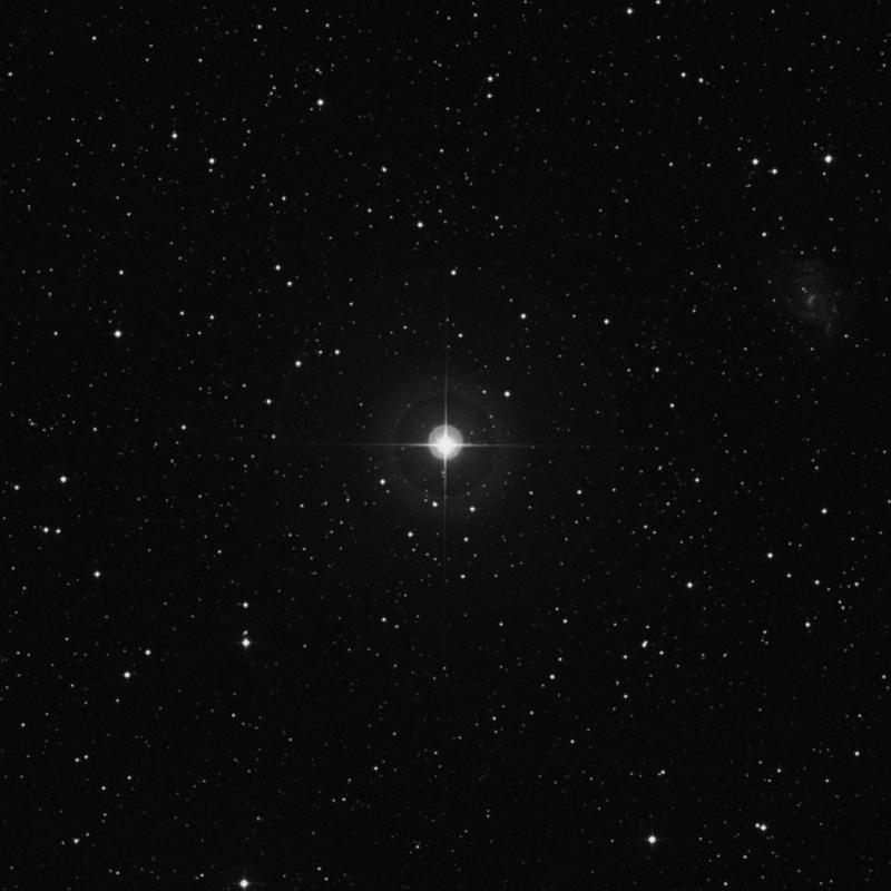 Image of 16 Cephei star