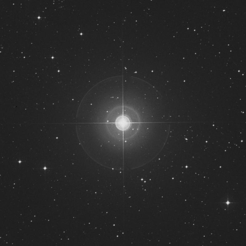 Image of λ Gruis (lambda Gruis) star